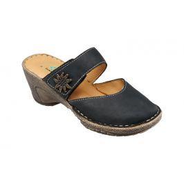SANTÉ Zdravotní obuv dámská N/309/1/60 černá 42