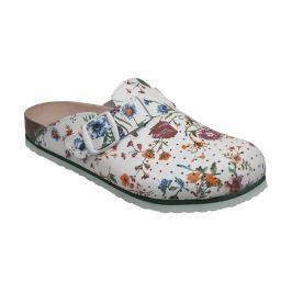 SANTÉ Zdravotní obuv dámská N/71/10K/H bílá 40