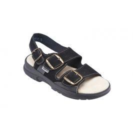 SANTÉ Zdravotní obuv dámská N/517/43/68/CP černá 38