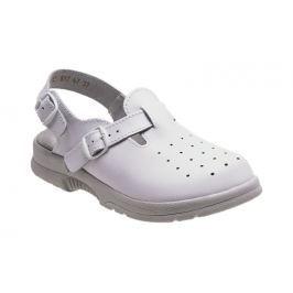 SANTÉ Zdravotní obuv dámská N/517/47/10 bílá vel. 40