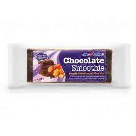 First Quality Tyčinka Obří Smoothie Bel.čokoláda+Ovoce+Ořechy 100g