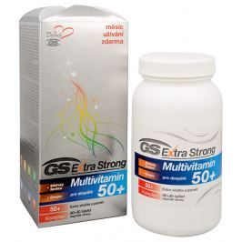 GreenSwan GS Extra Strong Multivitamin 50+ 90 tbl. + 30 tbl. ZDARMA