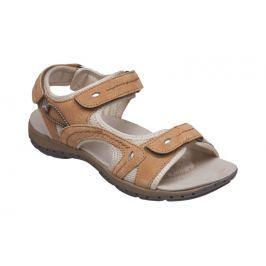 SANTÉ Zdravotní obuv dámská MDA/157-7 clay vel. 38