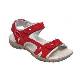 SANTÉ Zdravotní obuv dámská MDA/157-7 červená vel. 42