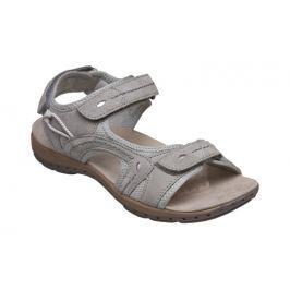 SANTÉ Zdravotní obuv dámská MDA/157-7 aluminium vel. 37