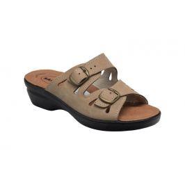 SANTÉ Zdravotní obuv dámská PO/5146 taupe 36