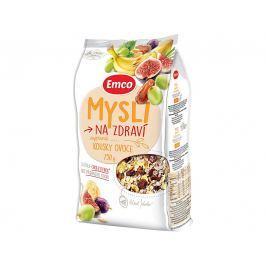 EMCO Mysli - Sypané s kousky ovoce 750g