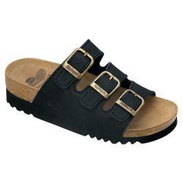 Scholl Zdravotní obuv RIO AD - černá 39
