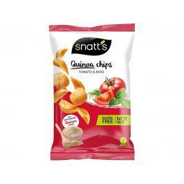 Snatt´s Quinoa chips tomato, bazalka 85g