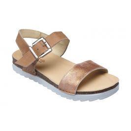 SANTÉ Zdravotní obuv dámská GI/08015 hnědá vel. 40