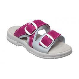 SANTÉ Zdravotní obuv dámská N/517/55/079/016/BP růžovo-šedá vel. 41