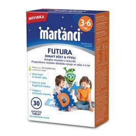Marťánci Marťánci Futura (3-6 let) 30 tbl.