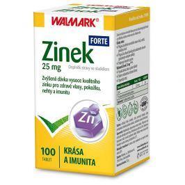 Walmark Zinek FORTE 25 mg 100 tbl.