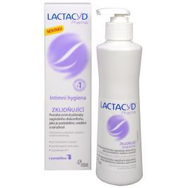Omega Pharma Lactacyd Pharma Zklidňující 250 ml - SLEVA - bez krabičky