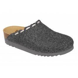 Scholl Zdravotní obuv ELODIE tmavě šedá vel. 42