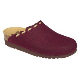 Scholl Zdravotní obuv ELODIE dámská burgundy (vínová) vel. 39