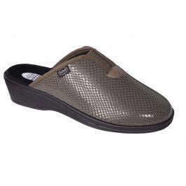 Scholl Zdravotní obuv ELSA dark taupe vel. 38