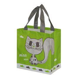 Kappus ECO taška KityKat 10 barevných motivů zelená