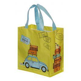 Kappus ECO taška GarBus 5 barevných motivů žlutá
