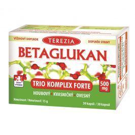 Terezia Company Betaglukan Trio Komplex Forte 500 mg 30 kapslí