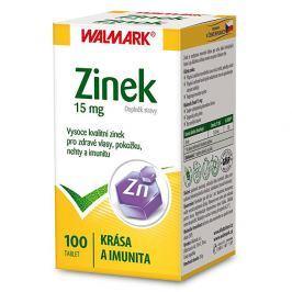 Walmark Zinek 15 mg 100 tbl. - SLEVA - bez krabičky
