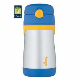 Thermos Foogo kojenecká termoska - modrá 290 ml