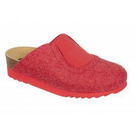 Scholl Zdravotní obuv YOLE - červená 40