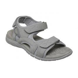 SANTÉ Zdravotní obuv dámská MDA/702-15 ALLUMINIUM šedá 39