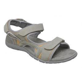 SANTÉ Zdravotní obuv dámská MDA/702-15 SAFARI béžová 39