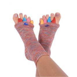 Pro nožky Adjustační ponožky MULTICOLOR L
