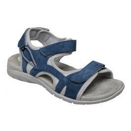 SANTÉ Zdravotní obuv dámská MDA/702-15 NAVY modrá 40