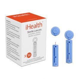 iHealth Lancety 30 GI, příslušenství glukometru iHealth BG5, BG1, 50ks