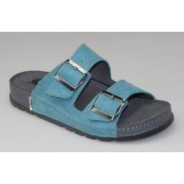 SANTÉ Zdravotní obuv dámská vycházková N/211/1/87/CP tyrkys 38