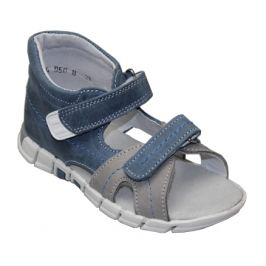 SANTÉ Zdravotní obuv dětská N/950/803/84/13 modrá 35