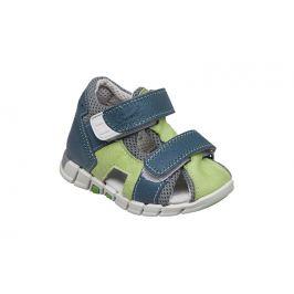 SANTÉ Zdravotní obuv dětská N/810/401/S89/S90 zelená 22