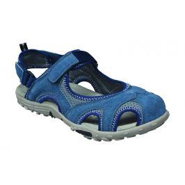 SANTÉ Zdravotní obuv dámská MDA/704-10 HECTOR modrá 37