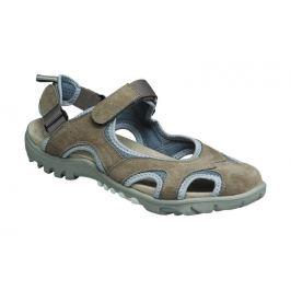 SANTÉ Zdravotní obuv dámská MDA/704-10 TAUPE hnědá 37