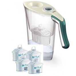 Laica J9064A1 TOSCA SET + 4 filtry  konvice na vodu pro filtraci vody
