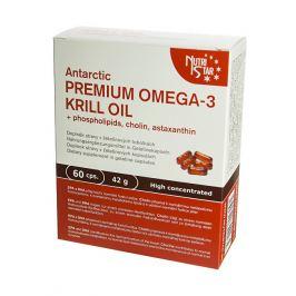 Nutristar Premium Omega 3 Krill Oil 60 kapslí - SLEVA - POŠKOZENÁ KRABIČKA