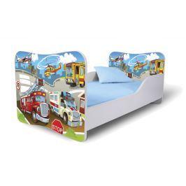 Dětská postel 140x70 cm Lena 52