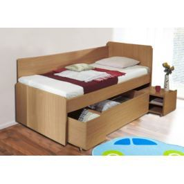 Jednolůžková postel 90 cm Oto 81219