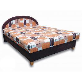 Manželská postel 180 cm Elena N (s pěnovými matracemi)