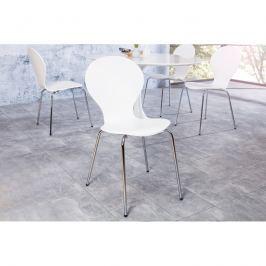 INV Jídelní židle Face bílá