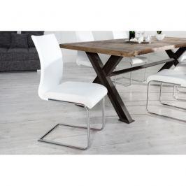 Výprodej Konferenční židle DURHAM bílá