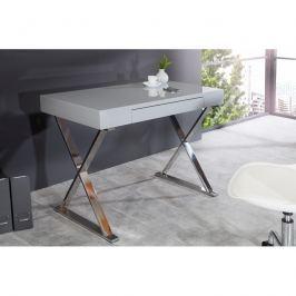 INV Psací stůl Sky 100cm šedý