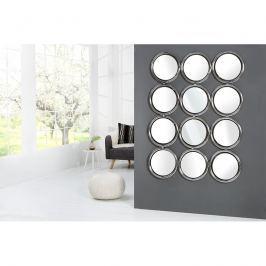 INV Zrcadlo LAUREL 130cm stříbrné