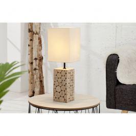 INV Stolní lampa Prisma bílá
