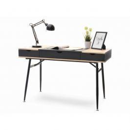 Designový stůl BARETO Černý