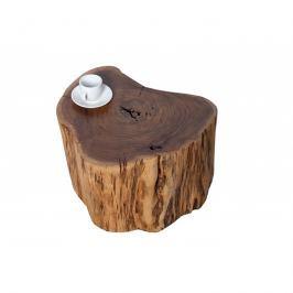 INV Odkládací stolek Baumlog 30cm, akácie přírodní