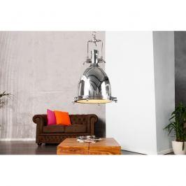 INV Závěsné svítidlo Metal chrom 35cm